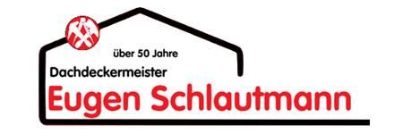 Dachdecker Eugen Schlautmann